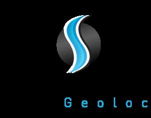 Logo Situaction Géoloc bleu