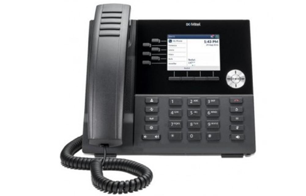 standard téléphonique Mitel