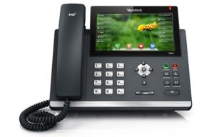 Standard téléphonique Yealink
