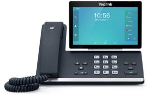 Standard téléphonique Yealink - grand écran