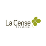 Logo la Cense Immobilier